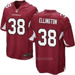 Camiseta Arizona Cardinals Ellington Rojo Nike Game NFL Nino