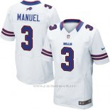 Camiseta Buffalo Bills Manuel Blanco Nike Elite NFL Hombre