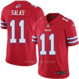 Camiseta Buffalo Bills Salas Rojo Nike Legend NFL Hombre