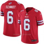 Camiseta Buffalo Bills Schmidt Rojo Nike Legend NFL Hombre