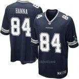 Camiseta Dallas Cowboys Hanna Negro Nike Game NFL Nino