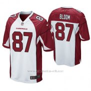 Camiseta NFL Game Hombre Arizona Cardinals Alec Bloom Blanco