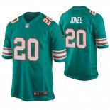 Camiseta NFL Game Hombre Dolphins Reshad Jones Throwback Verde