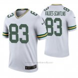 Camiseta NFL Game Hombre Green Bay Packers Marquez Valdes-Scantling Blanco