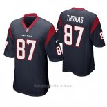 Camiseta NFL Game Hombre Houston Texans Demaryius Thomas Azul