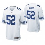 Camiseta NFL Game Hombre Indianapolis Colts Ben Banogu Blanco
