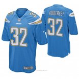 Camiseta NFL Game Hombre San Diego Chargers Nasir Adderley Azul
