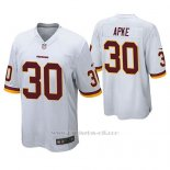 Camiseta NFL Game Hombre Washington Redskins Troy Apke Blanco