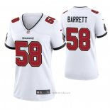 Camiseta NFL Game Tampa Bay Buccaneers Shaquil Barrett Blanco