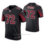 Camiseta NFL Legend Hombre Arizona Cardinals Dan Dierdorf Negro Color Rush