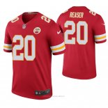 Camiseta NFL Legend Hombre Kansas City Chiefs Keith Reaser Color Rush Rojo