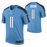 Camiseta NFL Legend Tennessee Titans A.j. Brown Color Rush Azul