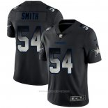 Camiseta NFL Limited Dallas Cowboys Smith Smoke Fashion Negro