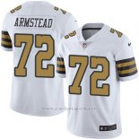 Camiseta New Orleans Saints Armstead Blanco Nike Legend NFL Hombre