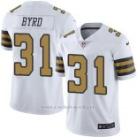 Camiseta New Orleans Saints Byrd Blanco Nike Legend NFL Hombre