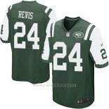 Camiseta New York Jets Revis Verde Nike Game NFL Nino