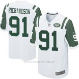 Camiseta New York Jets Richardson Blanco Nike Game NFL Nino