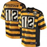 Camiseta Pittsburgh Steelers Bradshaw Amarillo Nike Game NFL Nino