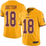 Camiseta Washington Redskins Doctson Amarillo Nike Legend NFL Hombre