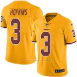 Camiseta Washington Redskins Hopkins Amarillo Nike Legend NFL Hombre