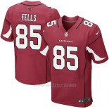 Camiseta Arizona Cardinals Fells Rojo Nike Elite NFL Hombre