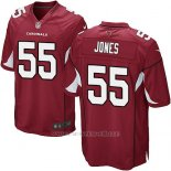Camiseta Arizona Cardinals Jones Rojo Nike Game NFL Nino