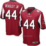 Camiseta Atlanta Falcons Beasley Jr Nike Game NFL Rojo Hombre