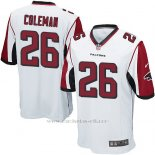 Camiseta Atlanta Falcons Coleman Blanco Nike Game NFL Nino