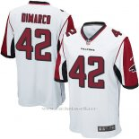 Camiseta Atlanta Falcons Dimarco Blanco Nike Game NFL Hombre