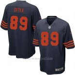 Camiseta Chicago Bears Ditka Azul Nike Game NFL Hombre