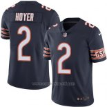 Camiseta Chicago Bears Hoyer Profundo Azul Nike Legend NFL Hombre