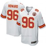 Camiseta Kansas City Chiefs Howard Blanco Nike Game NFL Nino