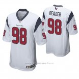 Camiseta NFL Game Hombre Houston Texans D.j. Reader Blanco