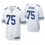 Camiseta NFL Game Hombre Indianapolis Colts Geneo Grissom Blanco