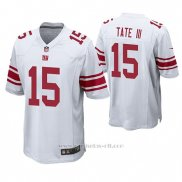 Camiseta NFL Game Hombre New York Giants Golden Tate Blanco