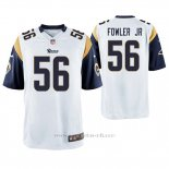 Camiseta NFL Game Hombre St Louis Rams Dante Fowler Jr. Blanco