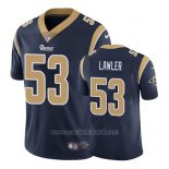 Camiseta NFL Game Hombre St Louis Rams Justin Lawler Azul