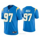 Camiseta NFL Game Los Angeles Chargers Joey Bosa Powder 2020 Vapor Azul
