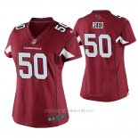 Camiseta NFL Game Mujer Arizona Cardinals Brooks Reed Rojo