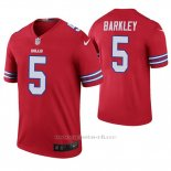 Camiseta NFL Legend Hombre Buffalo Bills Matt Barkley Rojo Color Rush