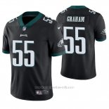 Camiseta NFL Limited Hombre Philadelphia Eagles Brandon Graham Negro Vapor Untouchable