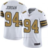 Camiseta New Orleans Saints Jordan Blanco Nike Legend NFL Hombre