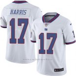 Camiseta New York Giants Harris Blanco Nike Legend NFL Hombre