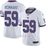 Camiseta New York Giants Kennard Blanco Nike Legend NFL Hombre