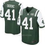 Camiseta New York Jets Skrine Verde Nike Game NFL Nino