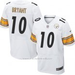 Camiseta Pittsburgh Steelers Bryant Blanco Nike Elite NFL Hombre