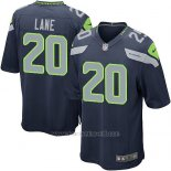 Camiseta Seattle Seahawks Lane Azul Oscuro Nike Game NFL Nino
