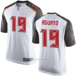 Camiseta Tampa Bay Buccaneers Aguayo Blanco Nike Game NFL Hombre
