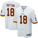 Camiseta Washington Redskins Doctson Blanco Nike Game NFL Hombre