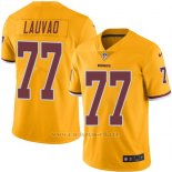 Camiseta Washington Redskins Lauvao Amarillo Nike Legend NFL Hombre